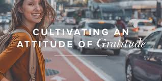 30 DAYS WITHOUT COMPLAINING. CULTIVATING AN ATTITUDE OF GRATITUDE